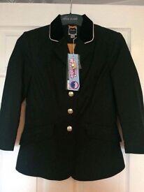 Child's Black Dublin Show Jacket NEW