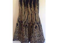 Indian Pakistani bridal dress lengha