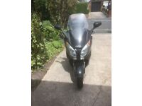 Honda 125S Wing Scooter Black