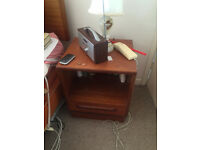 G Plan Bedside Table