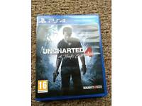 *Like New* Uncharted 4 PS4