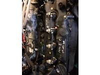 Vauxhall Astra J A17DTJ 1.7 cdti engine 2010 2011 2012 2013 2014 2015