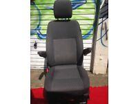 VW T5 Captain's Passenger Seat