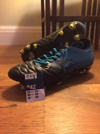 KIPSTA FG RUGBY BOOTS USED 1 time
