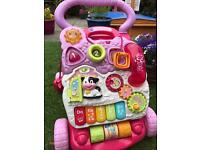 VTech Baby Walker (phone included!!)