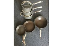 Raymond Blanc set of pots and pans