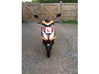 Honda repsol moped
