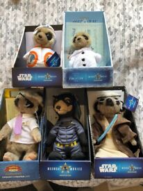 Collection of meerkat toys free