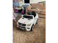 Mercedes Ride In Car