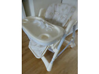 Great condition Babylo highchair