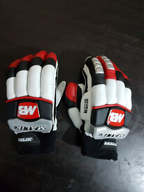 Details about MB Malik SHER AMIN PRO GRADE RIGHT HANDED Batting Gloves