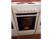 50cm Electric White Cooker, oven and grill , for sale