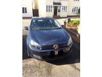 VW Golf 1.4TSI 122bhp FSH, 1 previous owner, excellent condition