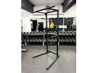 POWER TOWER / PULL UP BARS / DIPS STATION HOME MULTI GYM