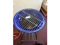 Portable gas barbecue