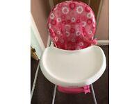 Kiddiecare Baby High Chair