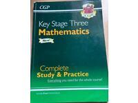 GCSE Mathematics Revision and Workbooks