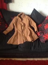 Girls coat. Age 12
