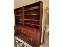 Beautiful Bookshelf - rosewood cabinets - great condition and great quality.