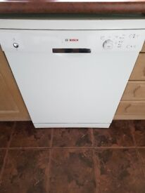 Bosch full size dishwasher. Excellent condition.