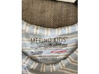 (Brand new) Merino Kids Go Go Sleeping Bag - Standard Weight