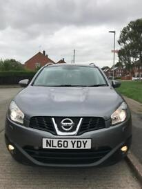 Nissan qushqai +2 tekna (top of the range fully loaded)