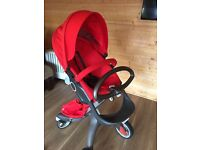 Stokke pram set-fantastic offer!!!