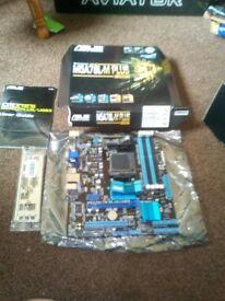 motherboard Asus M5A78L-M PLUS/USB3 AMD 760G DDR3 USB3 Micro ATX Motherboard Socket AM3+