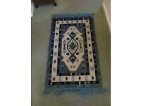 A pair of Tunisian rugs