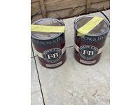 F & B Paint for sale