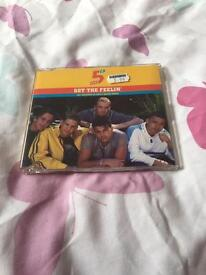 Five got the feeling cd