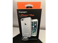 *Spigen iPhone 7 Plus Ultra Hybrid S Crystal Clear Case Brand New*