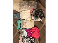 Bundle of girls clothes age8/9