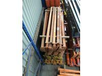 KS Hilo 2700mm 2 ton Pallet Racking beams