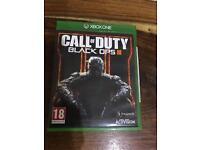 Call of duty Black Ops 3 - x box one