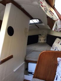 Parker 21 Trailer Sailer for sale - £5,500 (reduced from £6,850)