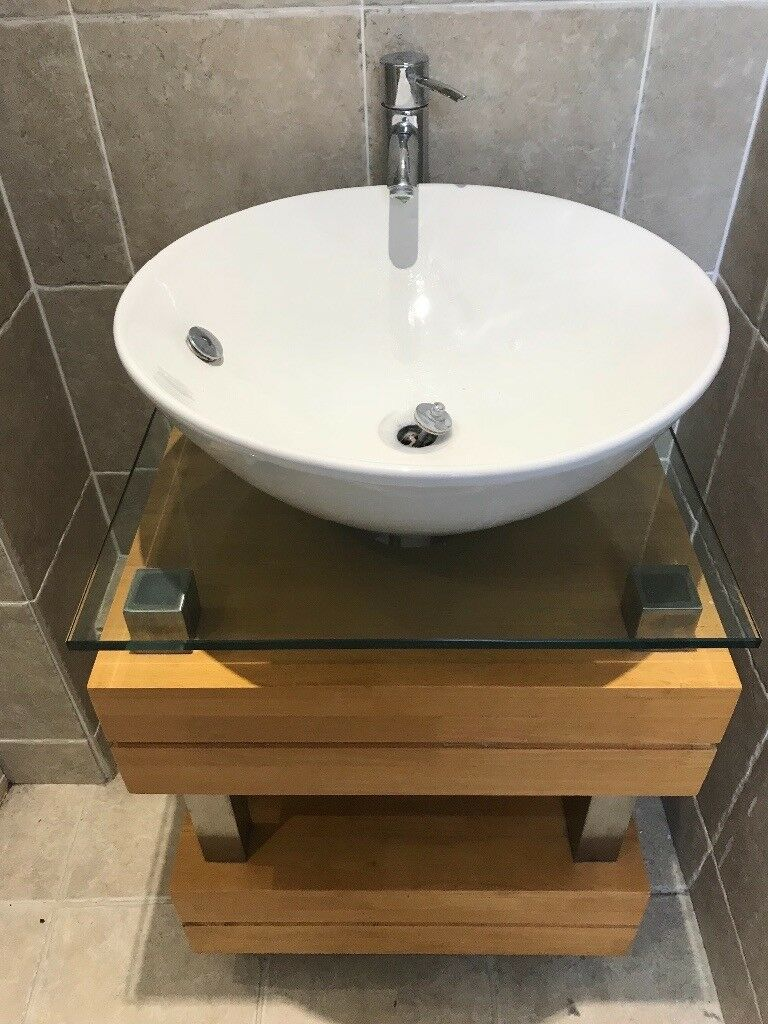 Bathroom Basin Tap And Wash Stand