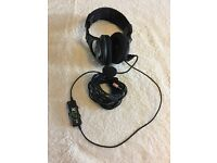 Turtle Beach X12 Amplified Stereo Gaming Headset