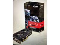RX 480 8GB SAPPHIRE OC +NITRO