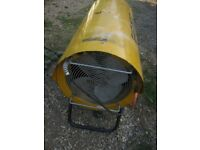 VERY LARGE CALOR GAS WORKSHOP SPACE HEATER
