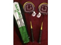 CARBRINI BADMINTON SET 2 PERSON