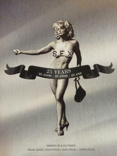 Madonna SEX 25 Years
