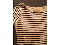 Zara Marine Dress Size Medium - Very Good Condition - Cute and Casual