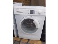 BOSCH LOGIXX WASHING MACHINE,8KG LOAD, BIG LED DISPLAY , EXCELLENT CONDITION, FREE INSTALLATION