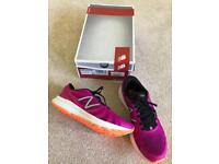 NEW BOXED NEW BALANCE RUSH LADIES TRAINERS SIZE 6 - 7 RRP £85
