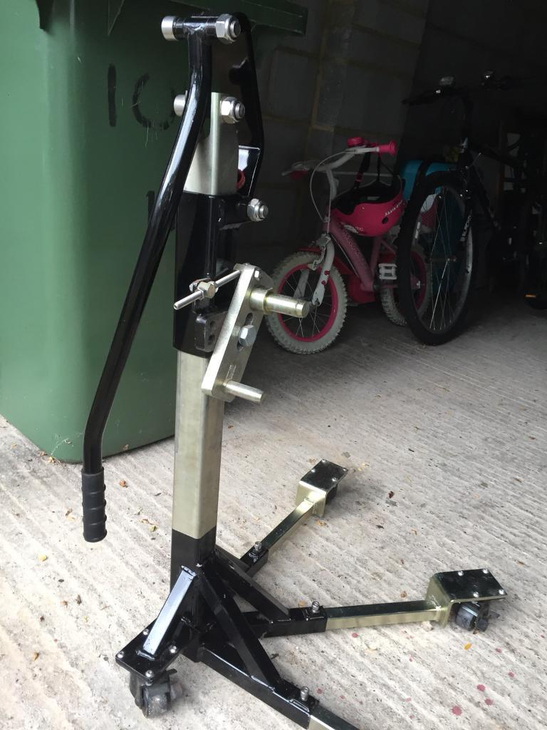 Envy Motorbike Centre Lift/stand for GSXR600/750
