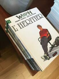 Largo Winch Comics (french) Volume 1-12