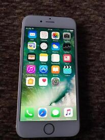 Apple iPhone 6 gold 64 gb unlocked good condition