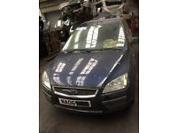 Ford Focus 1.6 petrol breaking for spare parts