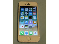 Iphone se 16gb network unlocked very good condition